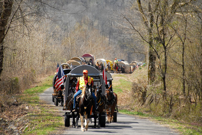 Wagon Train 2019