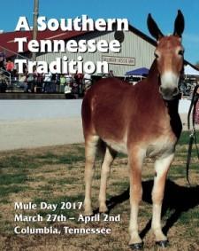 2017 Mule Day Program