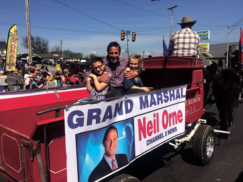 2019 Grand Marshall, Honorary Grand Marshall & Mule Man Award