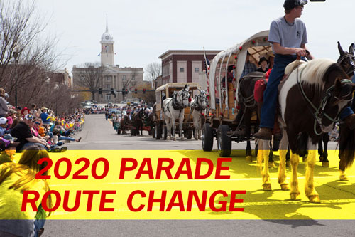 Parade Downtown – Saturday 11:00 AM