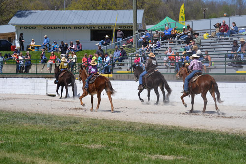 Gaited Mule Tennessee State Championship – Friday 6:00 PM