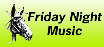 Live Music – Friday 6:00 PM