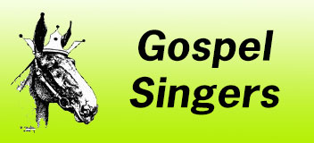 Gospel Singing – Sunday 12:00 Noon