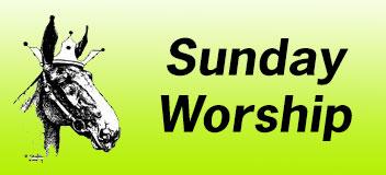 Worship Service – Sunday 9:00 AM